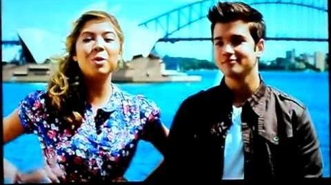 Jennette and Nathan 'Best Frenemies' - iOMG (After)