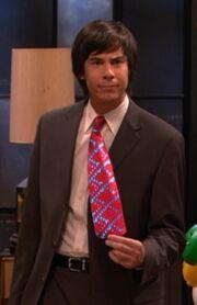Spencer Tyler necktie iPT