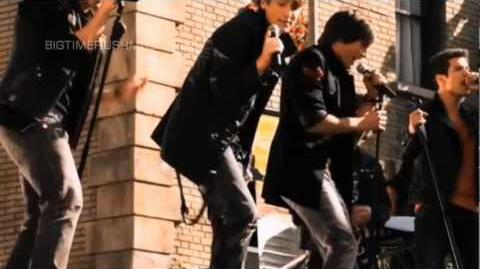 Big Time Rush - Paralyzed (Official Music Video)
