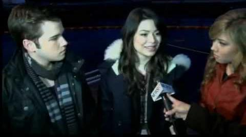 ICarly stars visit Groton, Connecticut to prescreen iMeet The First Lady
