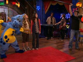 ICarly on TV
