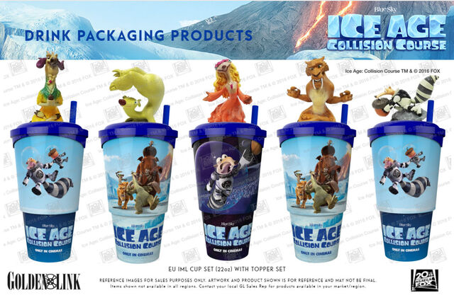 File:Ice Age- Collision Course Cinema merchandise 1.jpeg