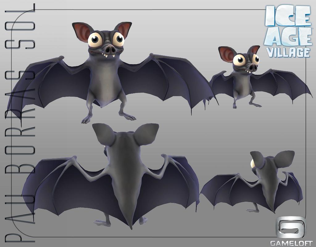 Image - Bat.jpg   Ice ...
