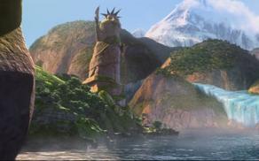 Hyrax Statue of Liberty