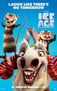 Ice Age Collision Course Character Posters 04