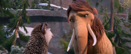 Ice Age Continental Drift Louis & peaches argument