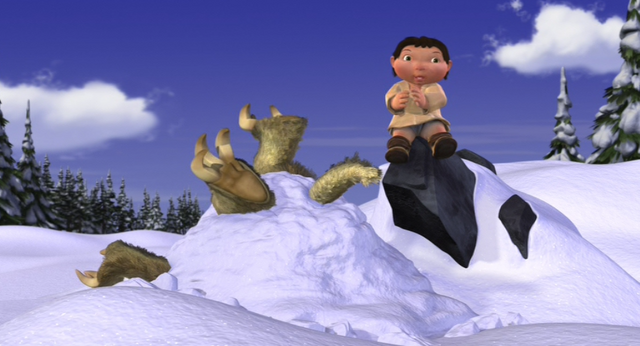 File:Manny returns fire with a snowball at Sid.png