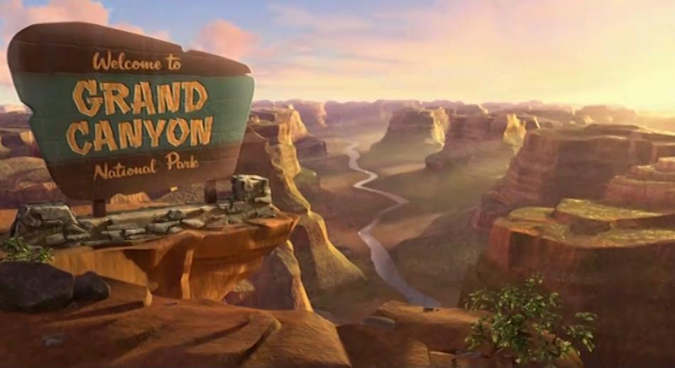 Grand Canyon | Ice Age Wiki | FANDOM powered by Wikia