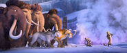 Ice Age Collision Course The Herd walking