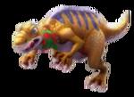 Iguanodon hol