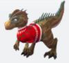 Animal-HolidayAllosaurus