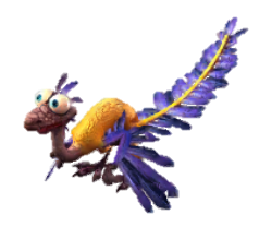 File:Yellowarchaeopteryx1.png
