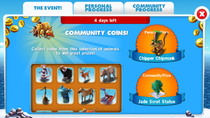 Community Coins!