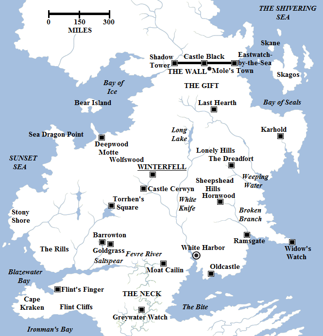 The North  A Song of Ice and Fire Wiki  FANDOM powered by Wikia