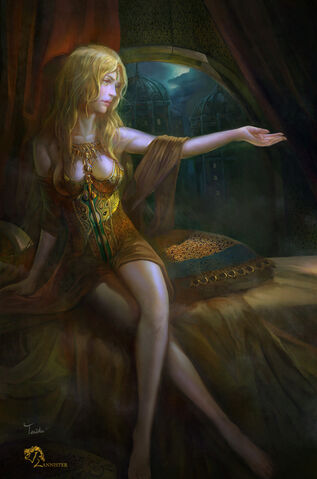 File:Cersei lannister by teiiku.jpeg