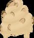 Almond thumb