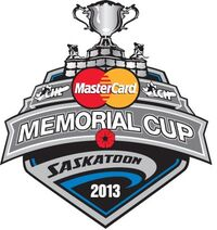 2013 Memorial Cup Logo