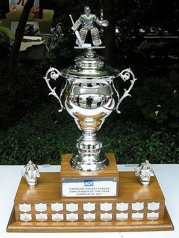 File:CHL Goaltender of the Year.jpg