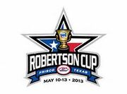 2013 Robertson Cup logo