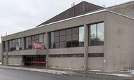 Centre Etienne Desmarteau. Hockey Arena in Montreal
