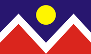 Denver, Colorado Flag