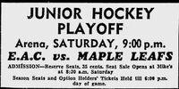 1940-41 EdmJHL Season