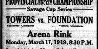 1918-19 British Columbia Senior Playoffs