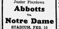 1936-37 Southern SJHL Season