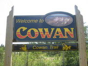 Cowan, Manitoba