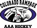 Colorado Rampage logo