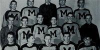 1943-44 OHA Junior B Groupings