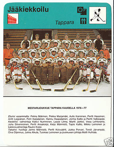 76-77 Tapparra
