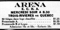 1930-31 ECHA Season