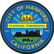 Hanford, California