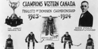 1923-24 Western Canada Memorial Cup Playoffs