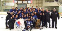 2016-17 CIHL Season