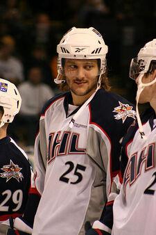 Christian Hanson AHL
