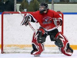 Muskoka Shield Goalie