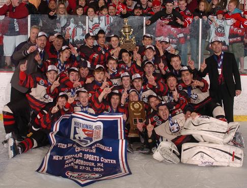 File:2009 USA Hockey Tier III champions Chicago Huskies.jpg