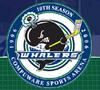 Whalers 10th Anniversary Logo