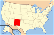 286px-Map of USA NM svg