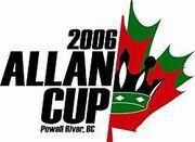 2006 Allan Cup Logo