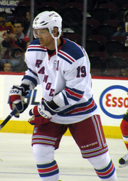 Brad Richards Rangers