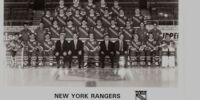 1991–92 New York Rangers season
