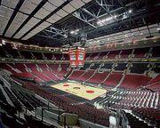 Rose Garden Arena Interior