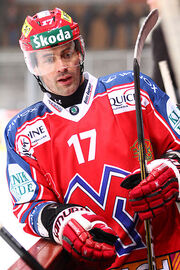 Bordeleau Sébastien-2011-01-15 EHCB vs Lakers