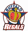 Buffalo Regals crown logo