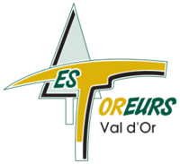 Val-d'Or Foreurs logo 1993-2007