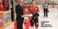 MJHL MVP Winners photo gallery