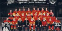 2000-01 HJBHL Season